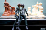 SuzaLulu on a chessboard