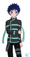 Kaoru blushing