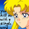 Kill me - Sailormoon by unikorn