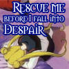 Rescue Me - SailorMoon by unikorn