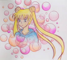 Sailor Moon Bubbles