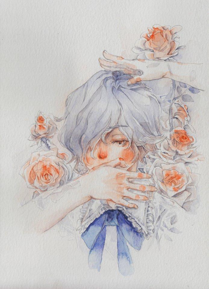 Silence by meomeongungu