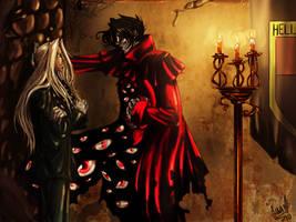 Eyes in the Dark by darkness333