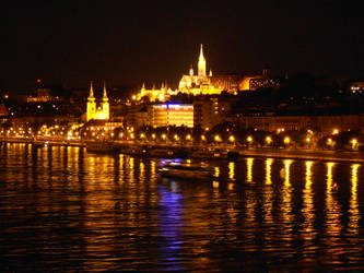 Once Upon a Time in Budapest by UncleLeland