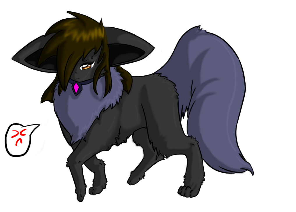 request: Flareon Niv? by Niv-Ryo