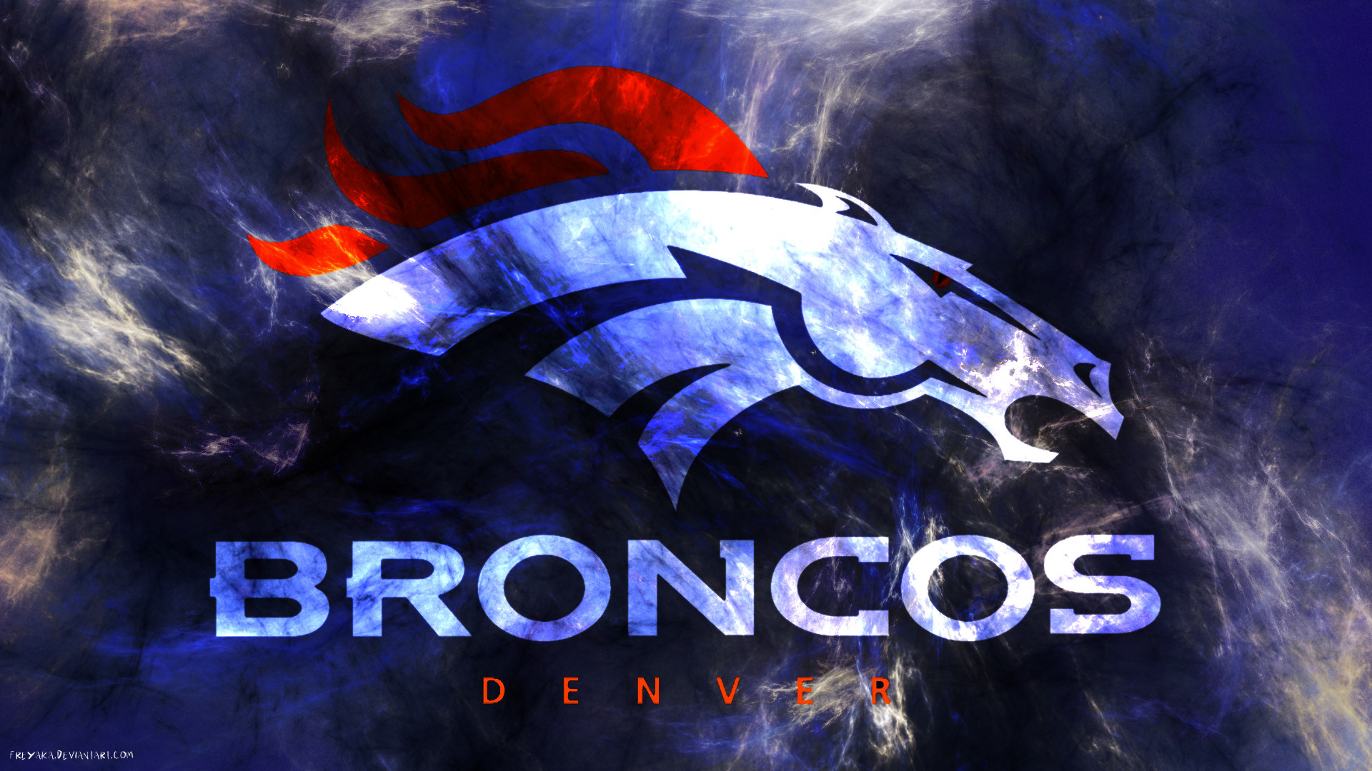 Denver broncos by freyaka on deviantart denver broncos by freyaka denver broncos by freyaka voltagebd Image collections