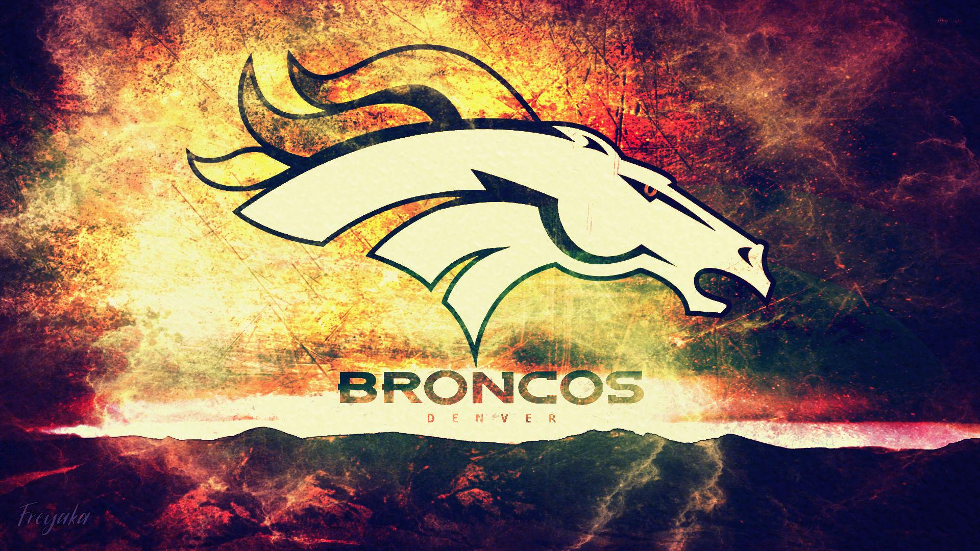 Denver Broncos 2 by freyaka