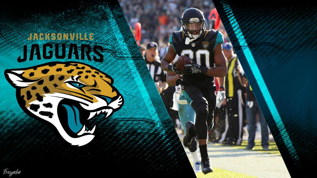 Jacksonville Jaguars by freyaka