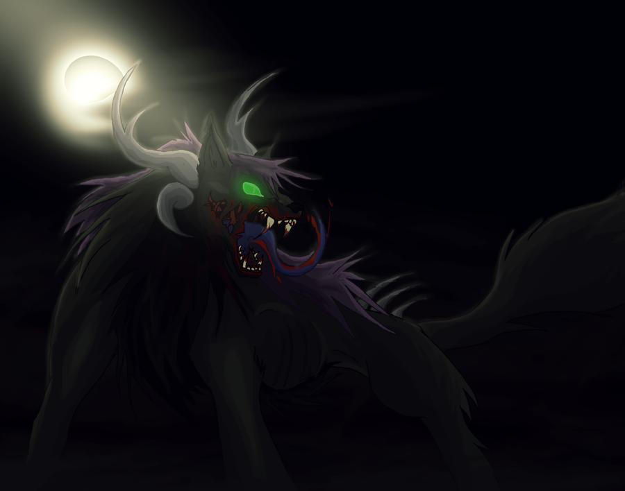 Darkest Night by Nyx-Aeterna