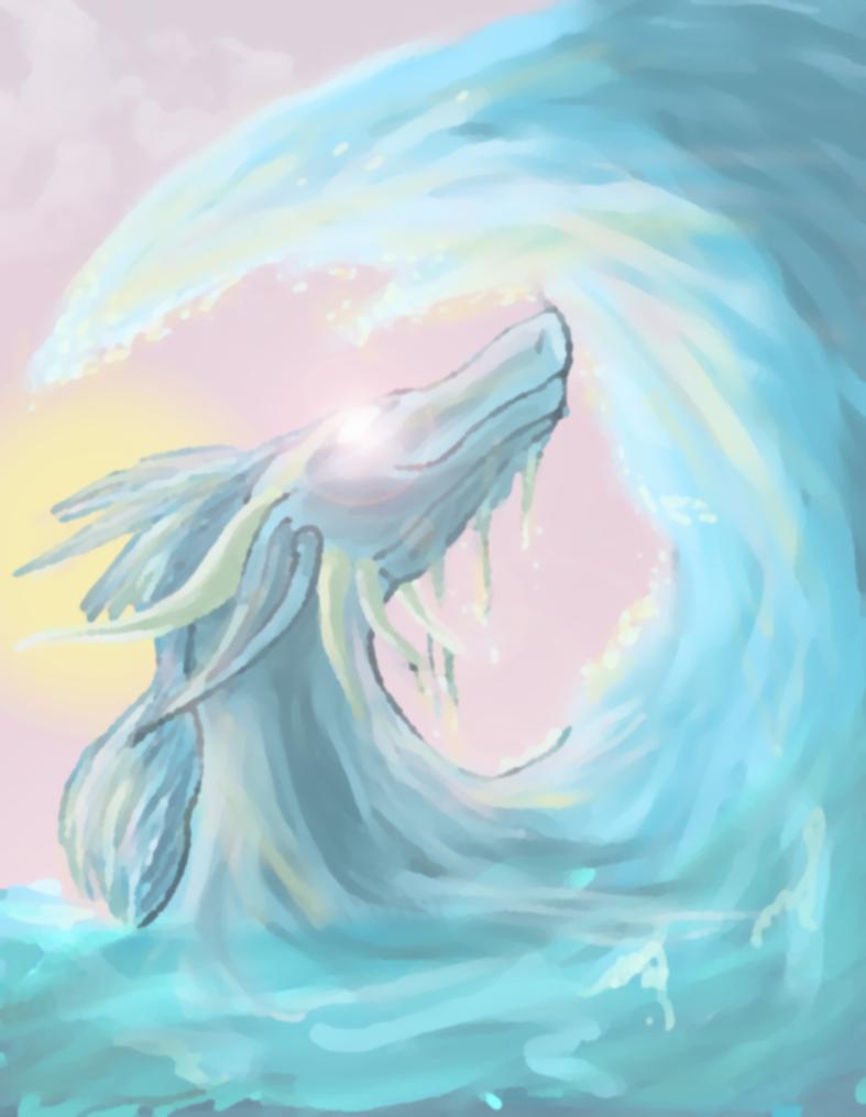 Of the Ocean by Nyx-Aeterna