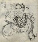 Hay Lin by AdaDollie