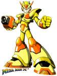 Golden Megaman X