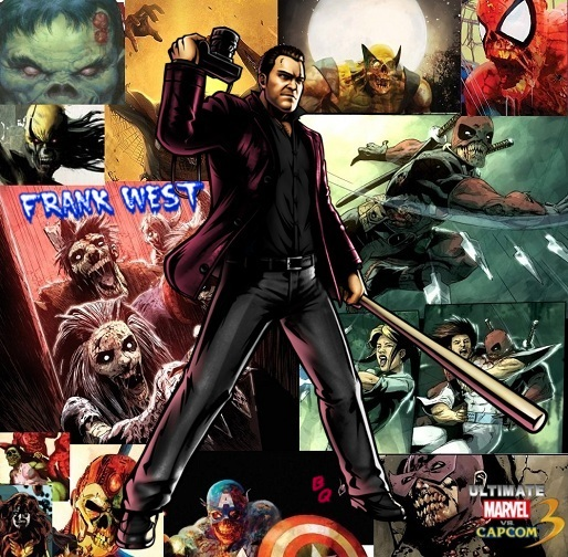 Frank West Marvel Zombies by NightmareZeroX6 on DeviantArt