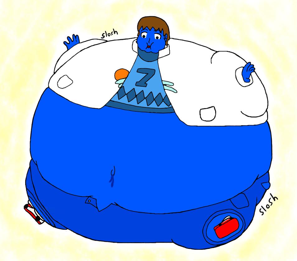 Blueberry Glenn By Kibzz On DeviantArt