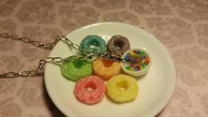 Fruit Loop Necklace by ninja2of8