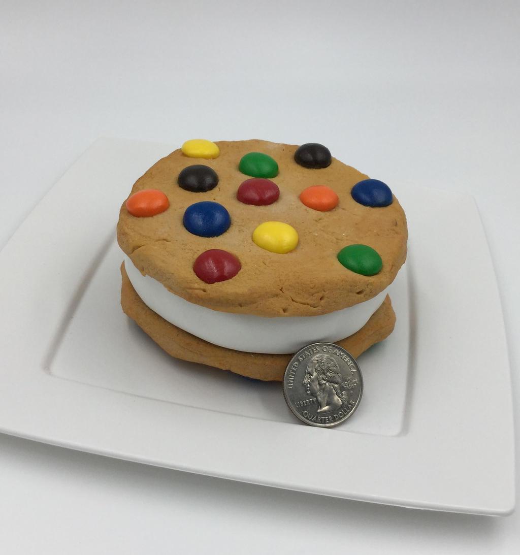 Ice Cream Sandwich Wallpaper: Ice Cream Sandwich Cookie By Ninja2of8 On DeviantArt
