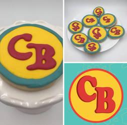 Shortbread Cookies Logo by ninja2of8