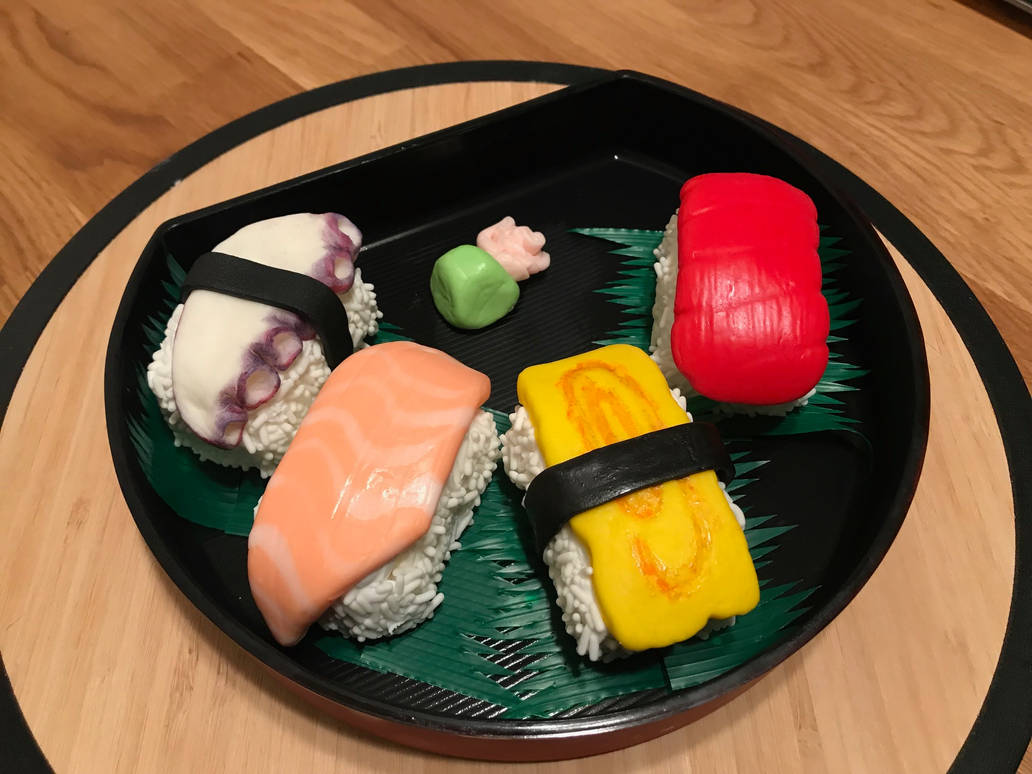 Sushi Cakelets 3 by ninja2of8