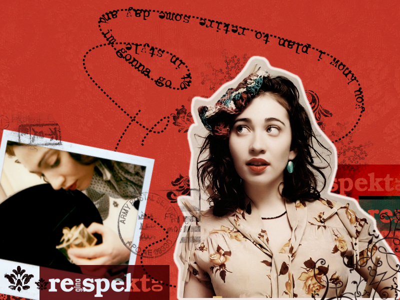 Regina Spektor Wallpaper by xtinamazingg