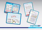 Express Air Safety Cards