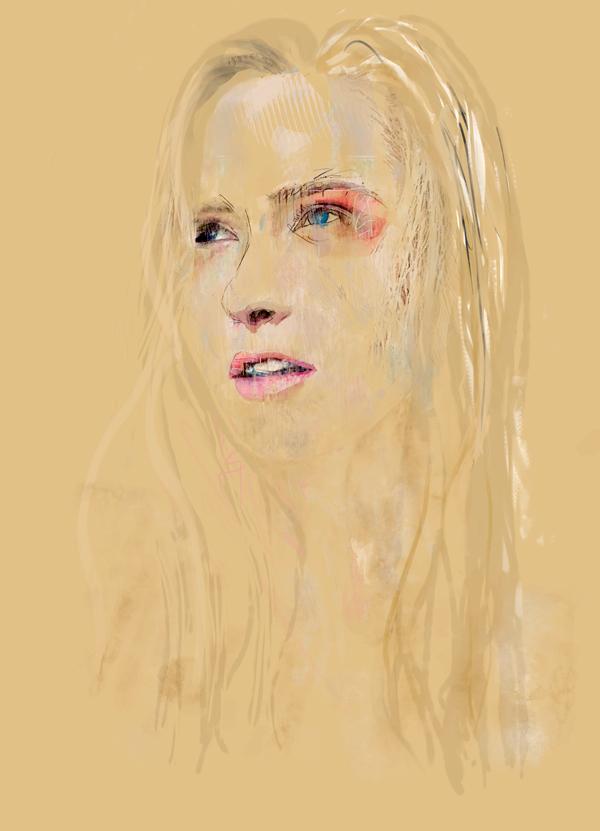 Flashgirl by Villje