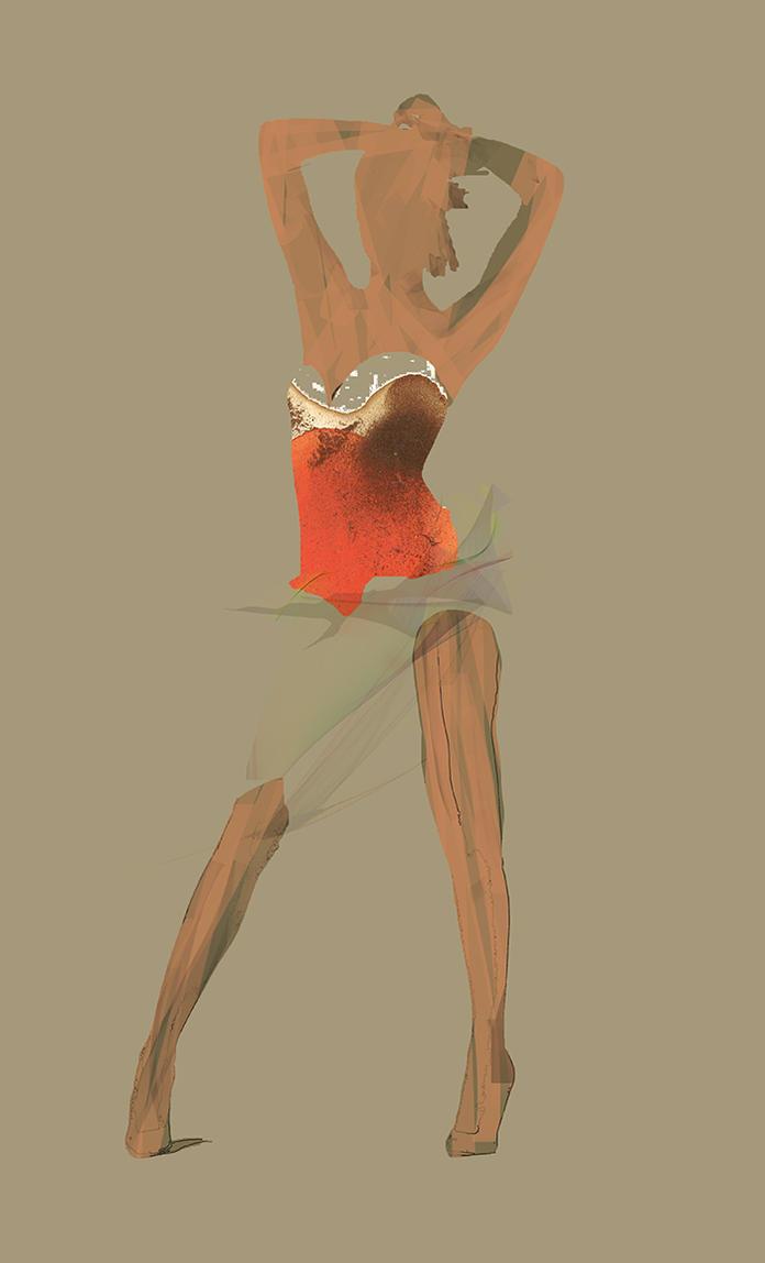 #44 Ballerina by Villje