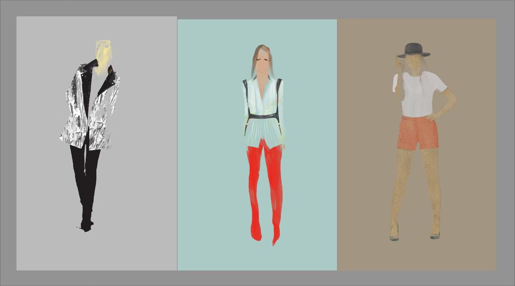Fashion mockup by Villje