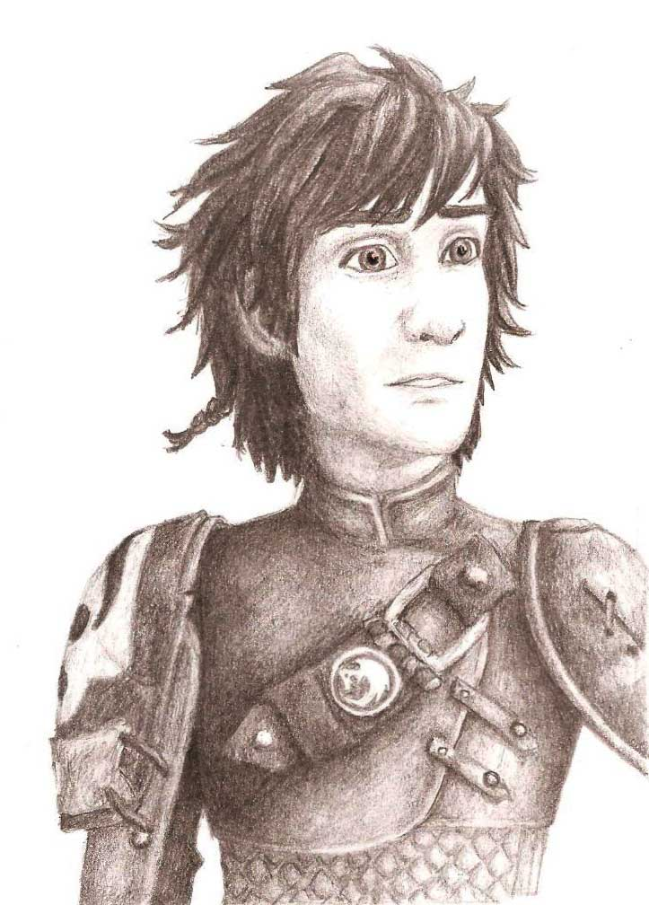 New Hiccup! by sunshinerosesnDEATH
