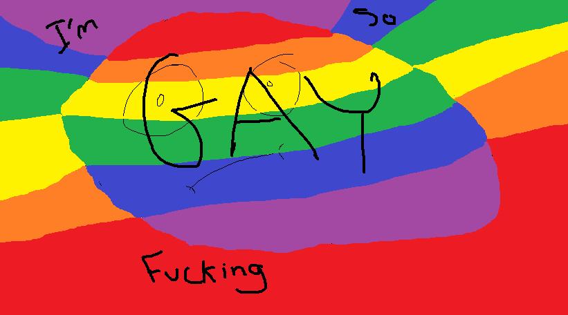 I'm so fucking GAY by 2uckmydiickKarkat