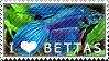 Betta Stamp
