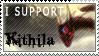 I Support Kithila Stamp