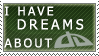 dA Dreamer Stamp by ShadowXEyenoom