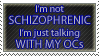 Just talking with my OCs...