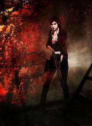 Claire Redfield by Den4ik6655