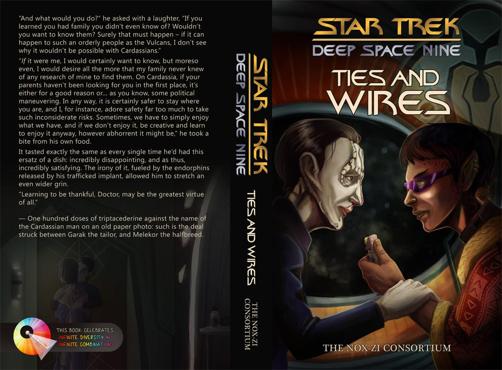 DS9 - Troublesome Friends