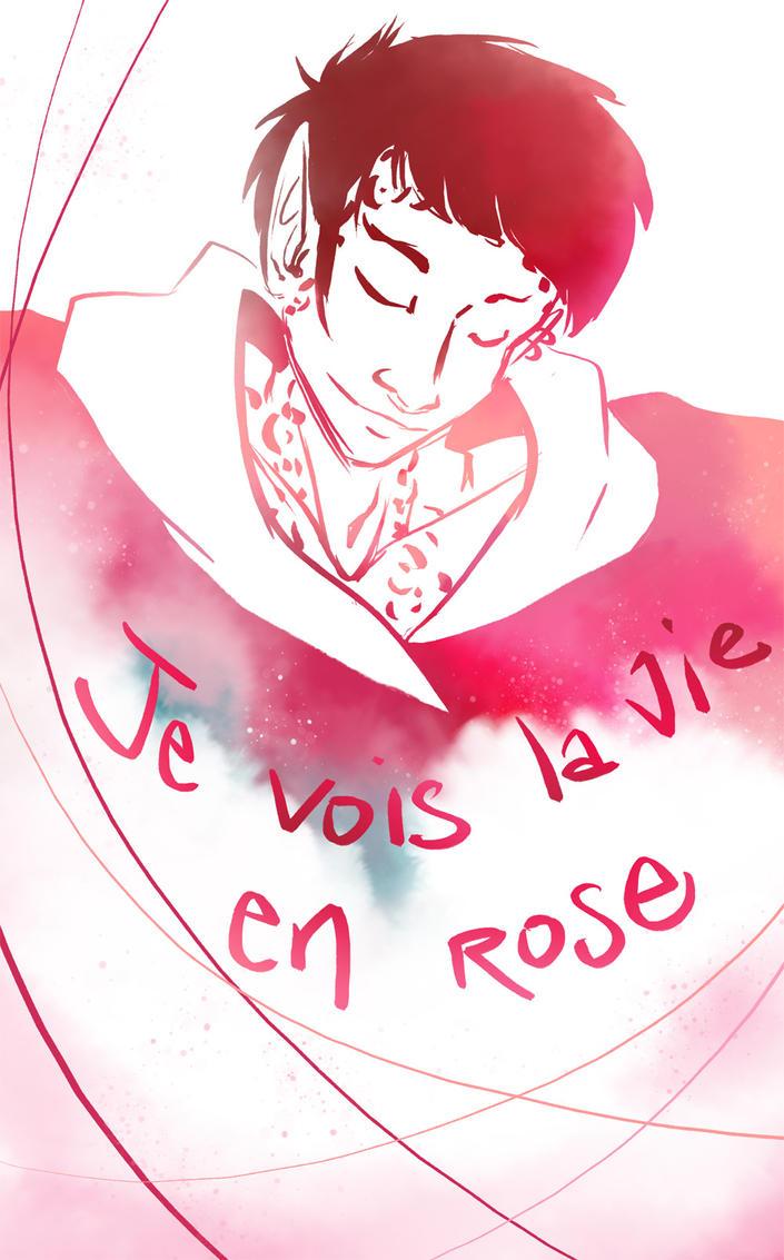 DS9 - La vie en rose by noxfoxArts