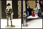 Harlequin/ Clockwork Juggler (Le Cirque des Reves) by xxsirinxx