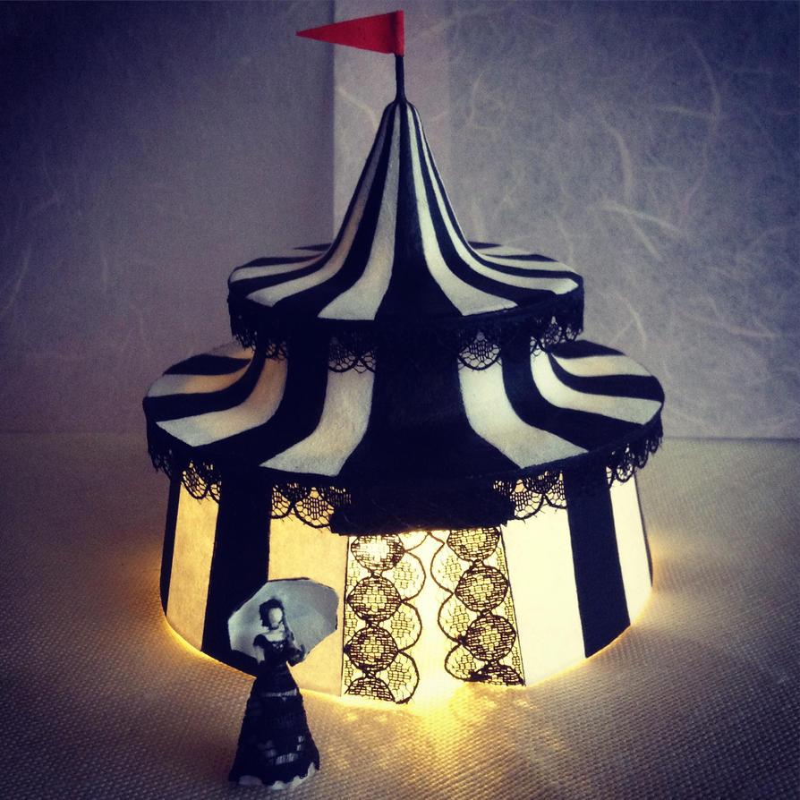 Double Tiered Tent by xxsirinxx