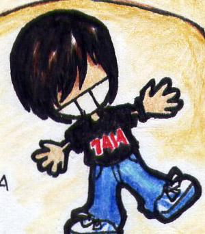 My avatar by 7414