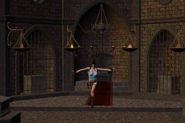 Lara reloaded by DinkyInky