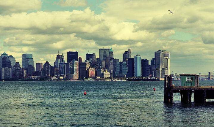 NYC by F1L1P