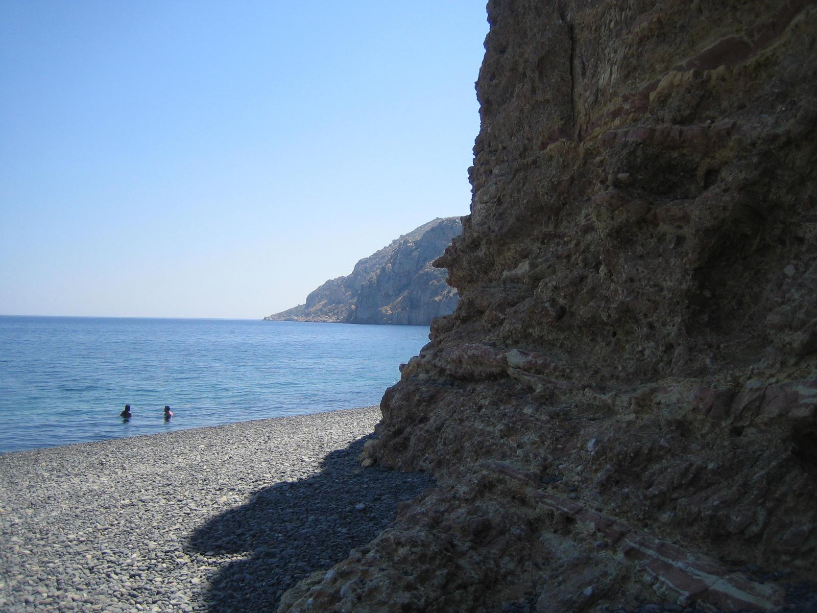 Mavra Volia at Chios by ventrix24