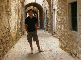 Me at Chios by ventrix24