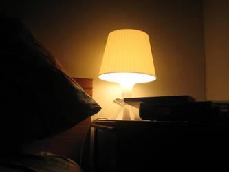 Illuminant at my bedroom by ventrix24