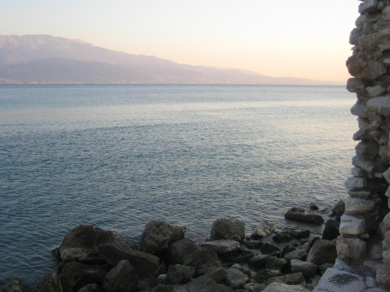 Nafpaktos Sea by ventrix24