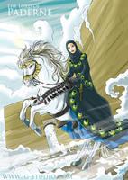 Princess Rasha by soyivang