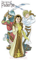 Lord Faruk, Princess Rasha and by soyivang
