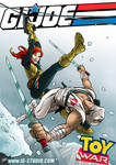 G.i.Joe: Agent Scarlett vs Storm Shadow