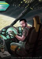 Pilot by soyivang