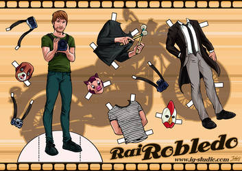 Rai Robledo, paperdoll by soyivang